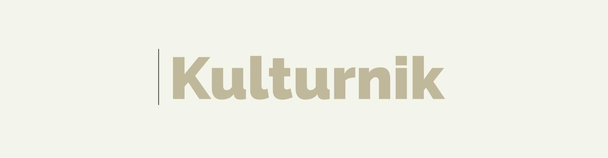 |Kulturnik