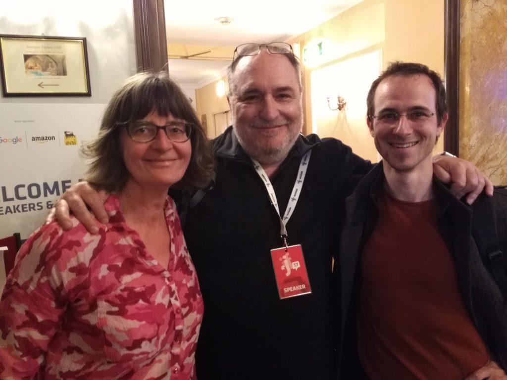 Dave Winer s članoma Ljudmiline redakcije.