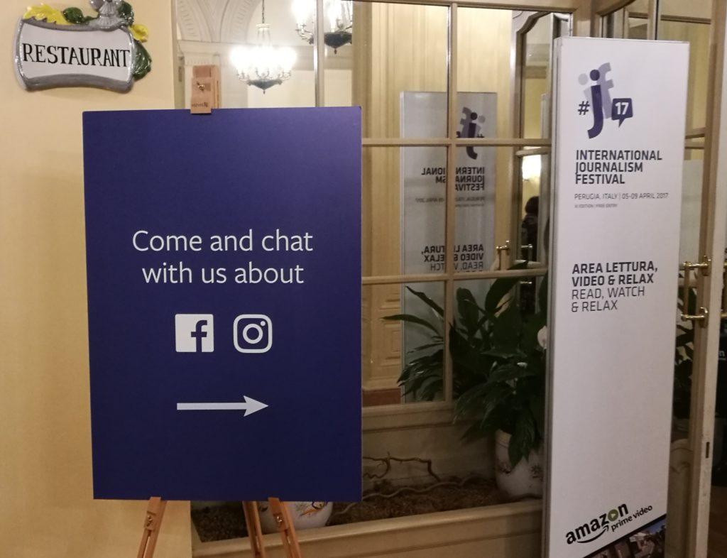 IJF 2017, Hotel Brufani.